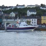 seahunter in youghal harbour ,08
