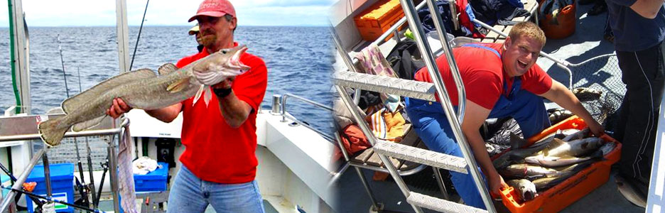 youghal-seahunter-dive-charters-fishing-boat-hire-catch